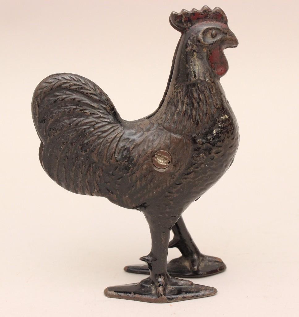 Still Bank Rooster