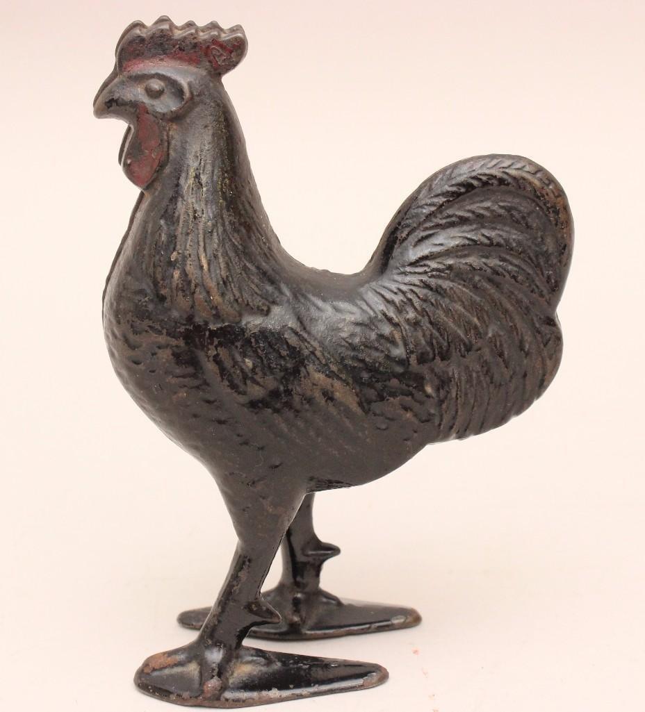 Still Bank Rooster - 2