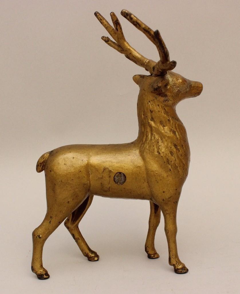 Still Bank of a Reindeer Buck - 3