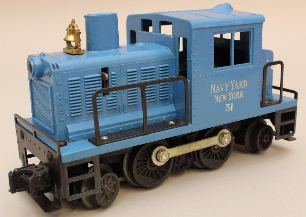 Lionel Engine Navy Yard #51