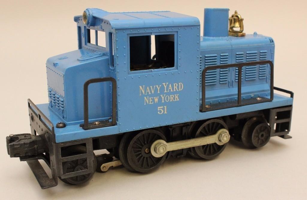 Lionel Engine Navy Yard #51 - 3