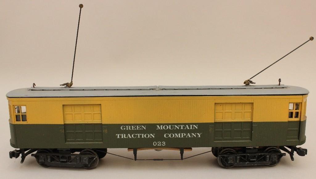 Trolley in Pittman Style