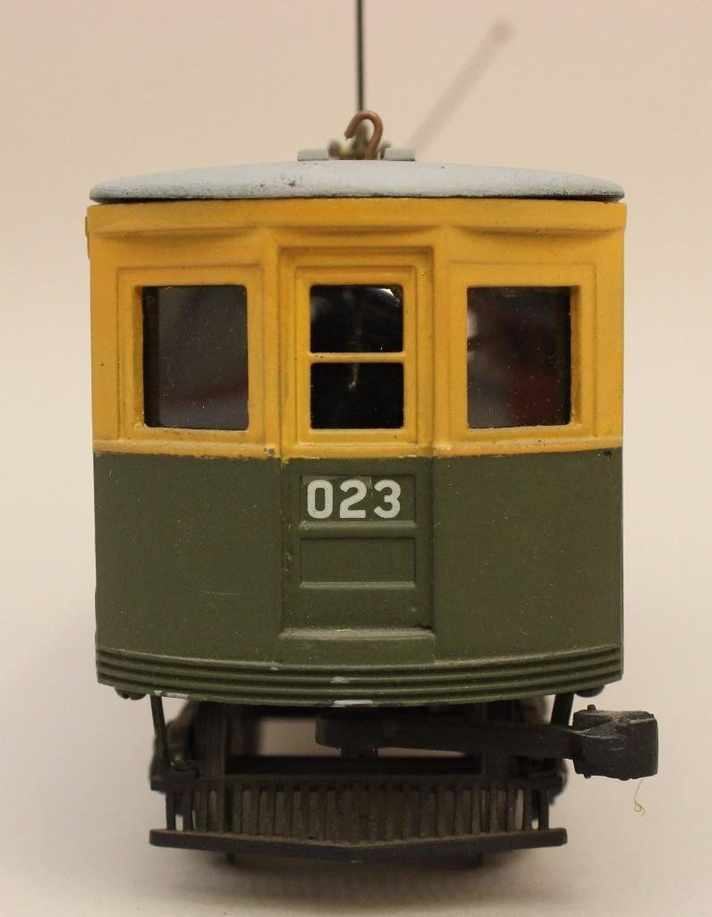 Trolley in Pittman Style - 2