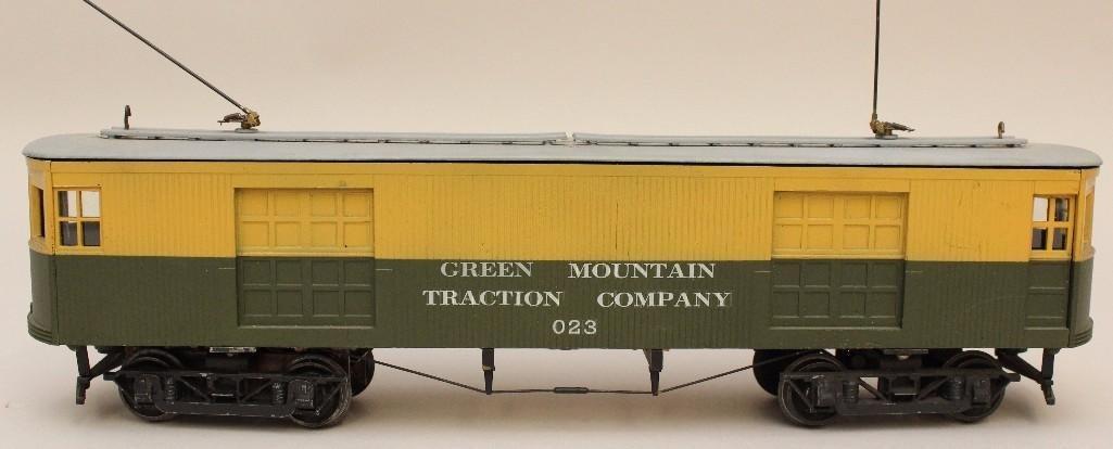 Trolley in Pittman Style - 3