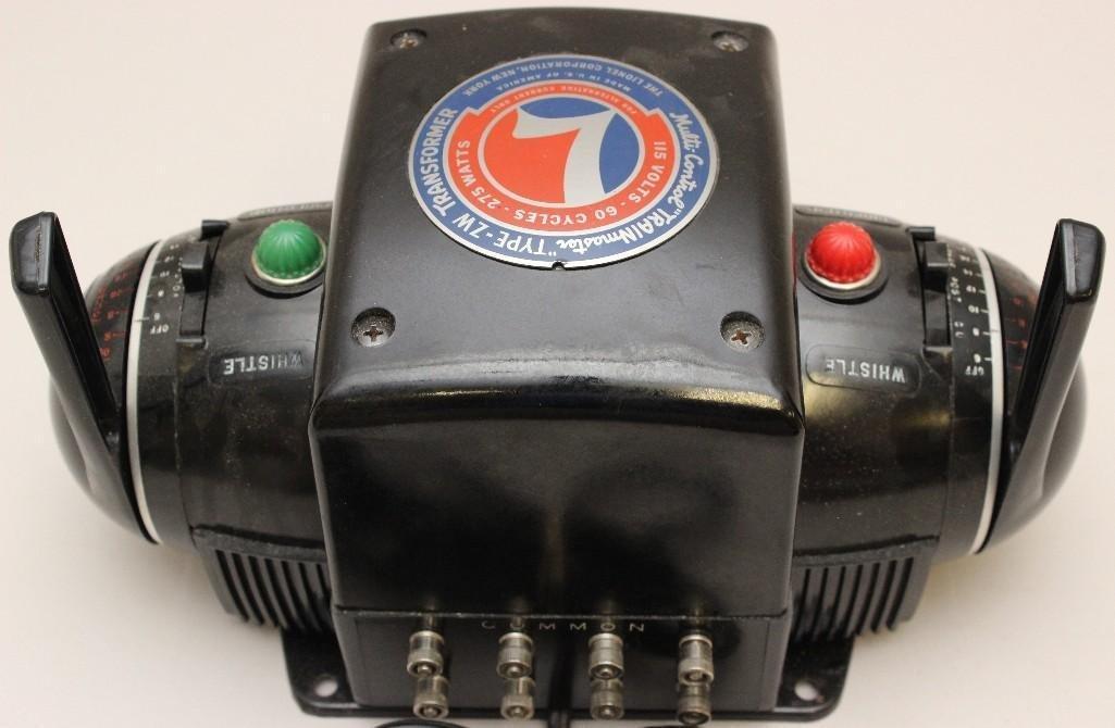 Lionel Multi-Control Tranformer