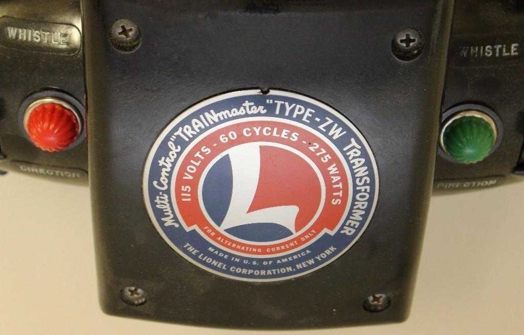 Lionel Multi-Control Tranformer - 2