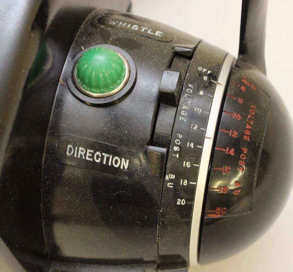 Lionel Multi-Control Tranformer - 4