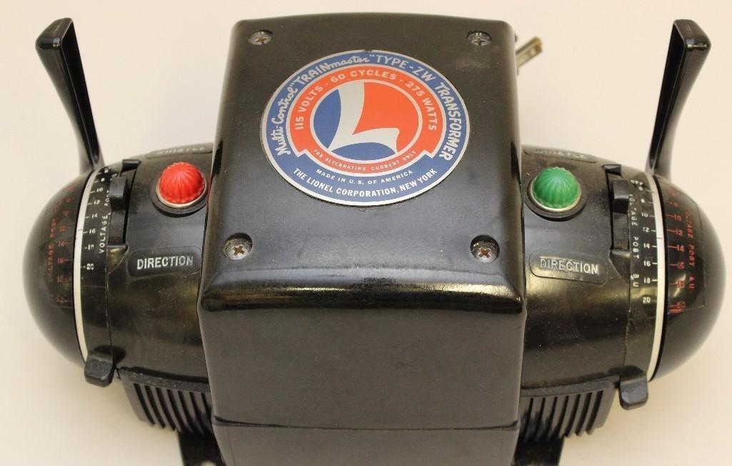 Lionel Multi-Control Tranformer - 6