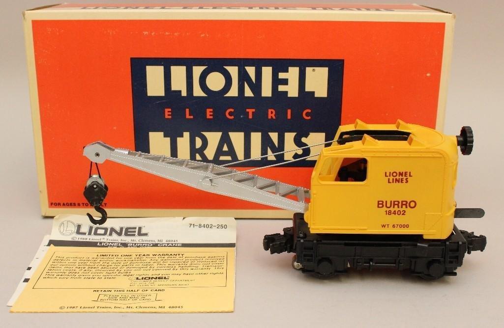 Lionel Lines Burro Operating Crane - 2