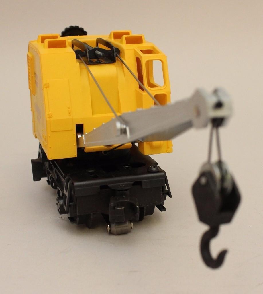 Lionel Lines Burro Operating Crane - 5