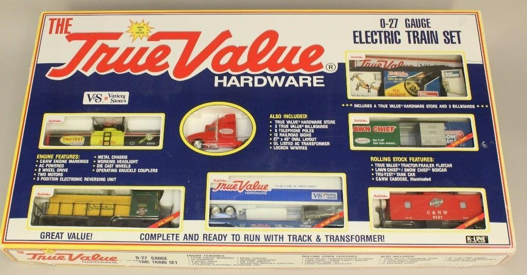 Train Set by True Value Hardware