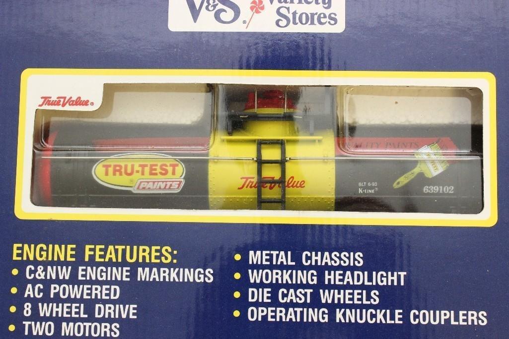 Train Set by True Value Hardware - 2
