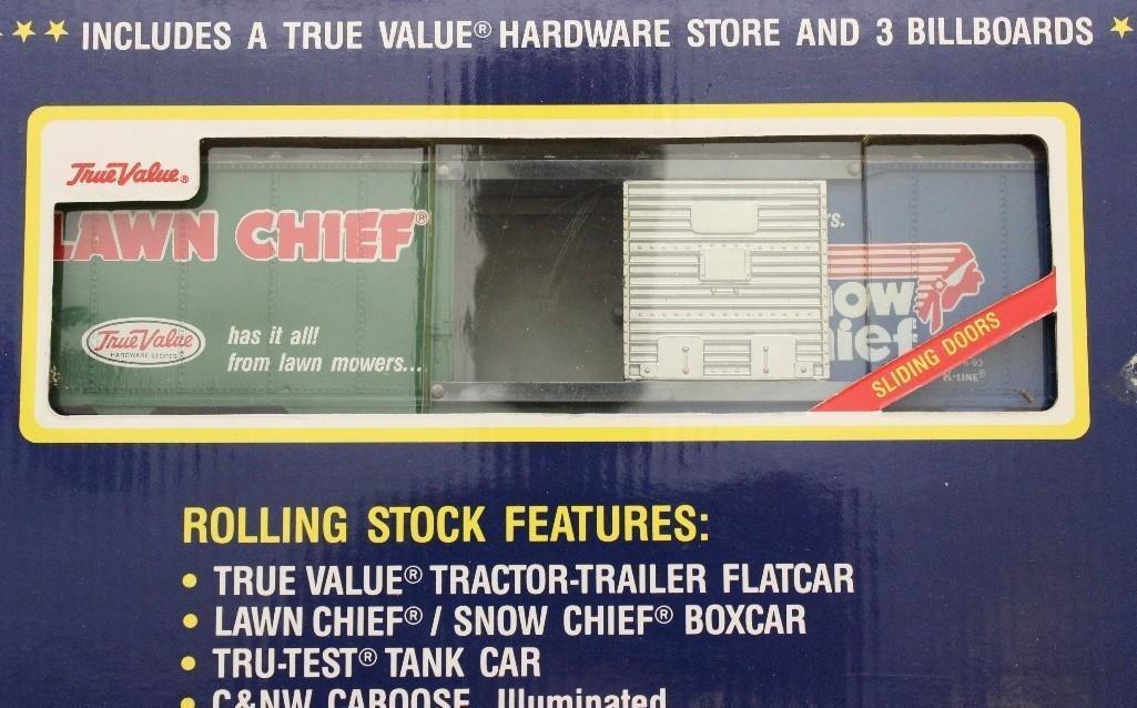 Train Set by True Value Hardware - 7