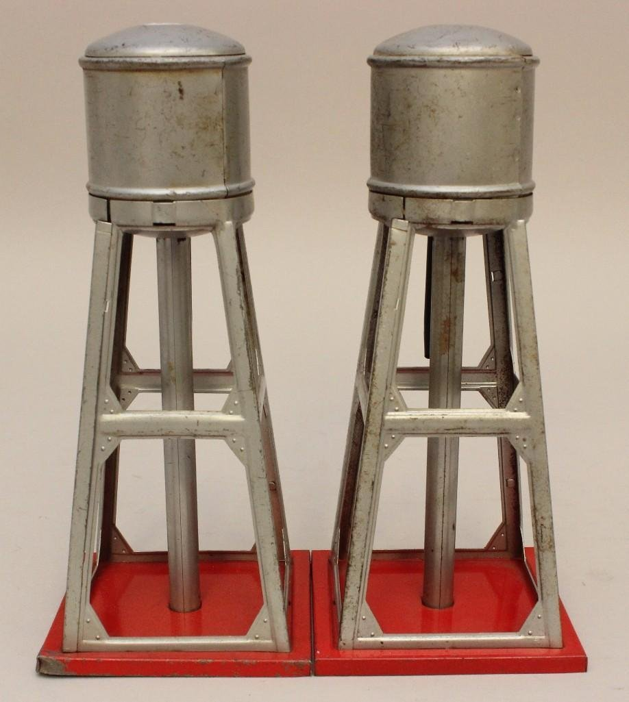 Lot of 2 Lionel Water Towers - 5