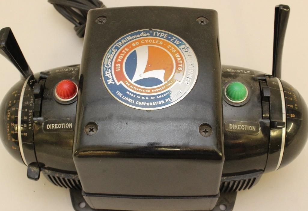 Lionel Multi-Control Transformer
