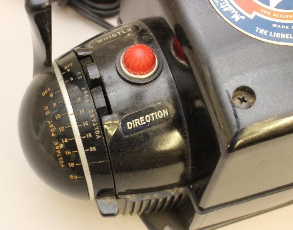 Lionel Multi-Control Transformer - 2