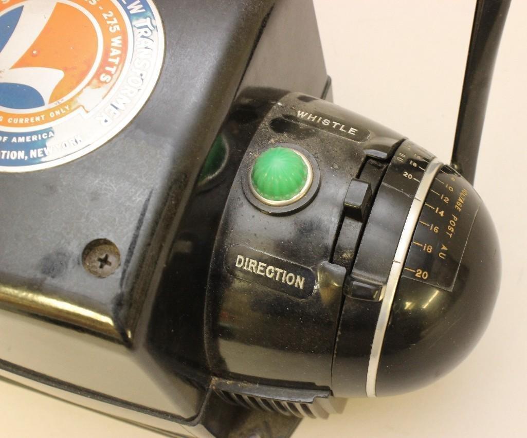 Lionel Multi-Control Transformer - 3