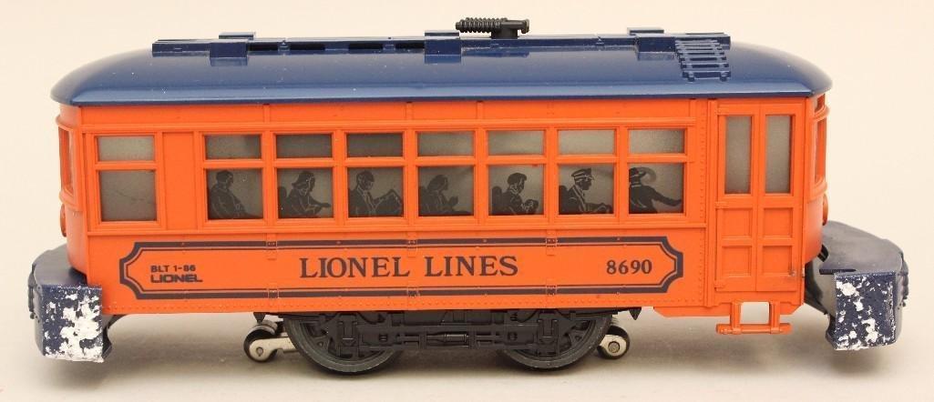 Lionel Trolley Car - 2