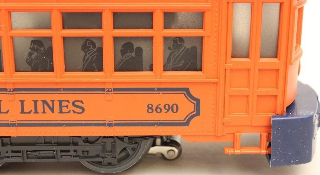 Lionel Trolley Car - 3