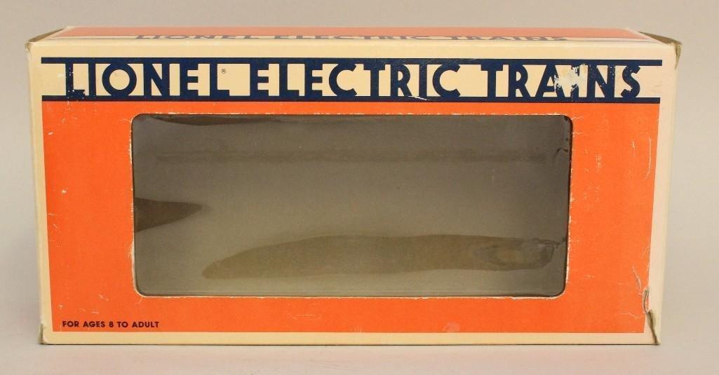 Lionel Trolley Car - 6