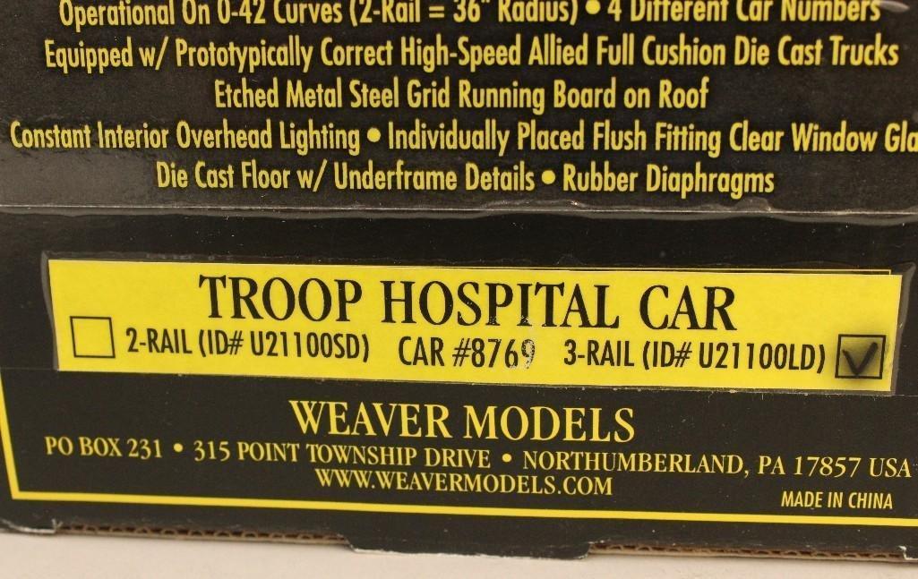 Lot of 2 Weaver Cars - 3