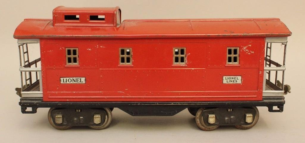 Lot of 3 Lionel Cars - 2