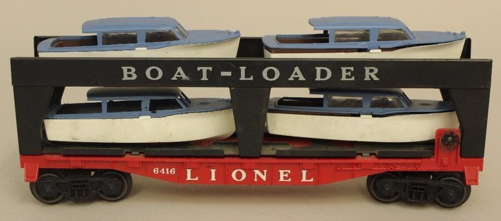 Lionel Boat Transport Car - 2