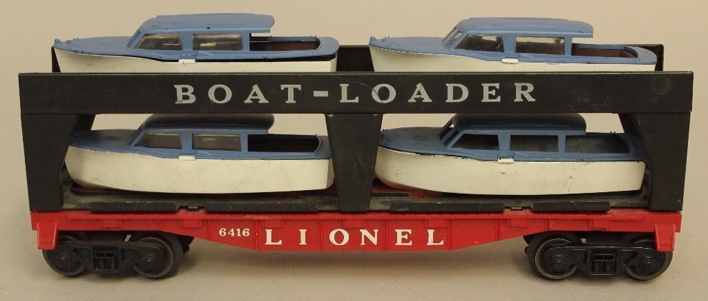 Lionel Boat Transport Car - 3
