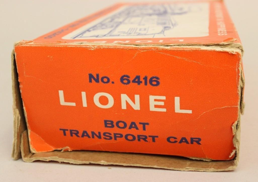 Lionel Boat Transport Car - 5
