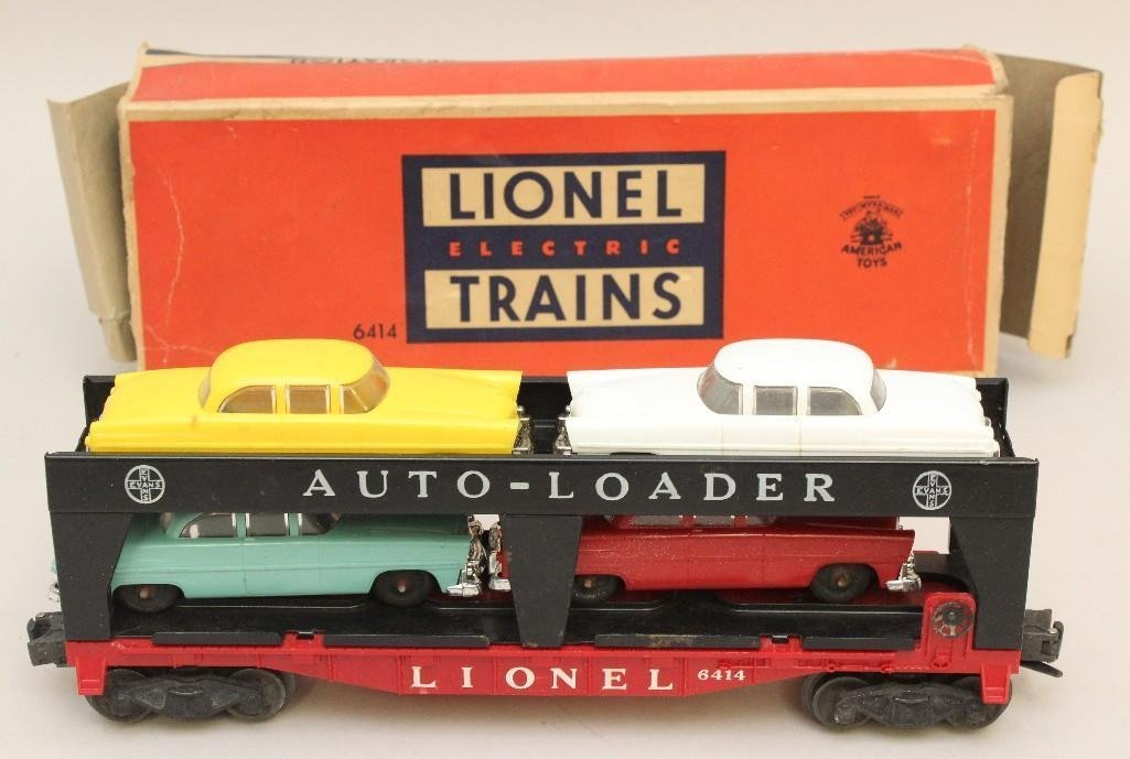 Lionel Automobile Transport Car