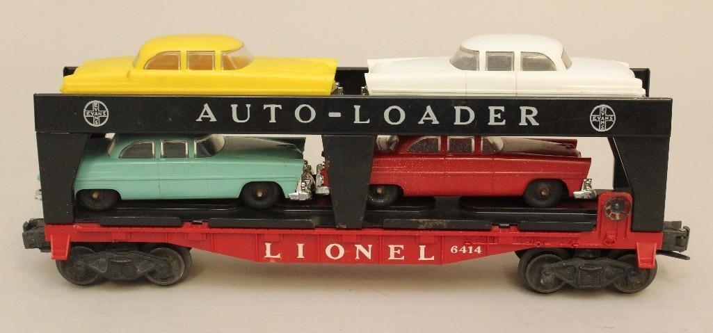 Lionel Automobile Transport Car - 2