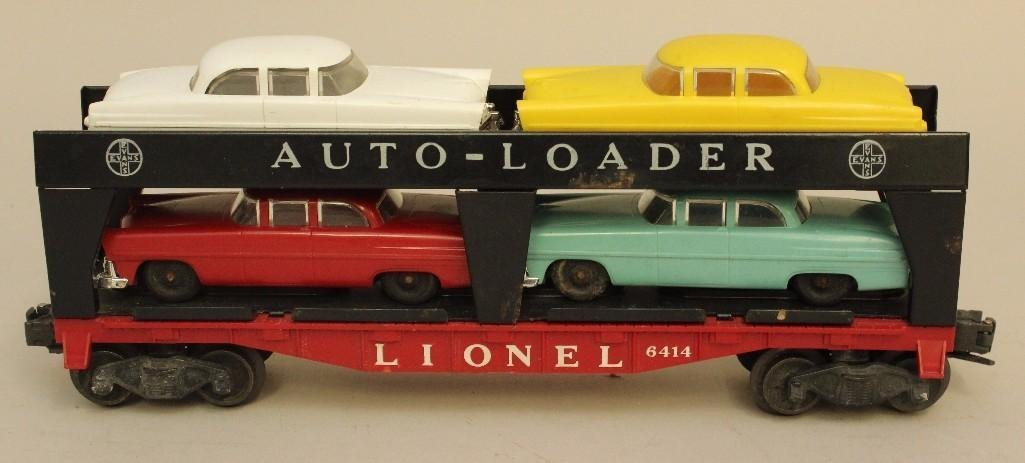 Lionel Automobile Transport Car - 3