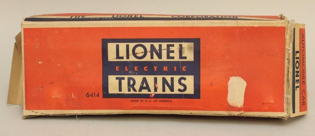 Lionel Automobile Transport Car - 4