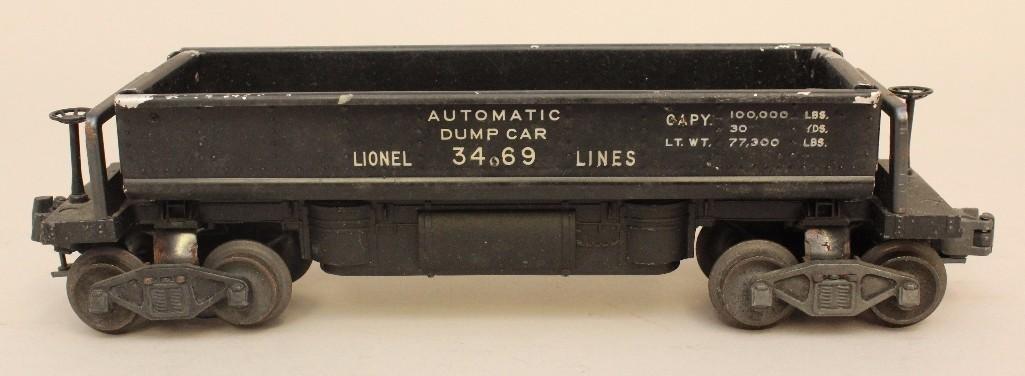Lionel Automatic Dumping Ore Car