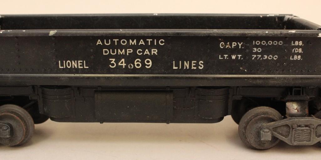 Lionel Automatic Dumping Ore Car - 2