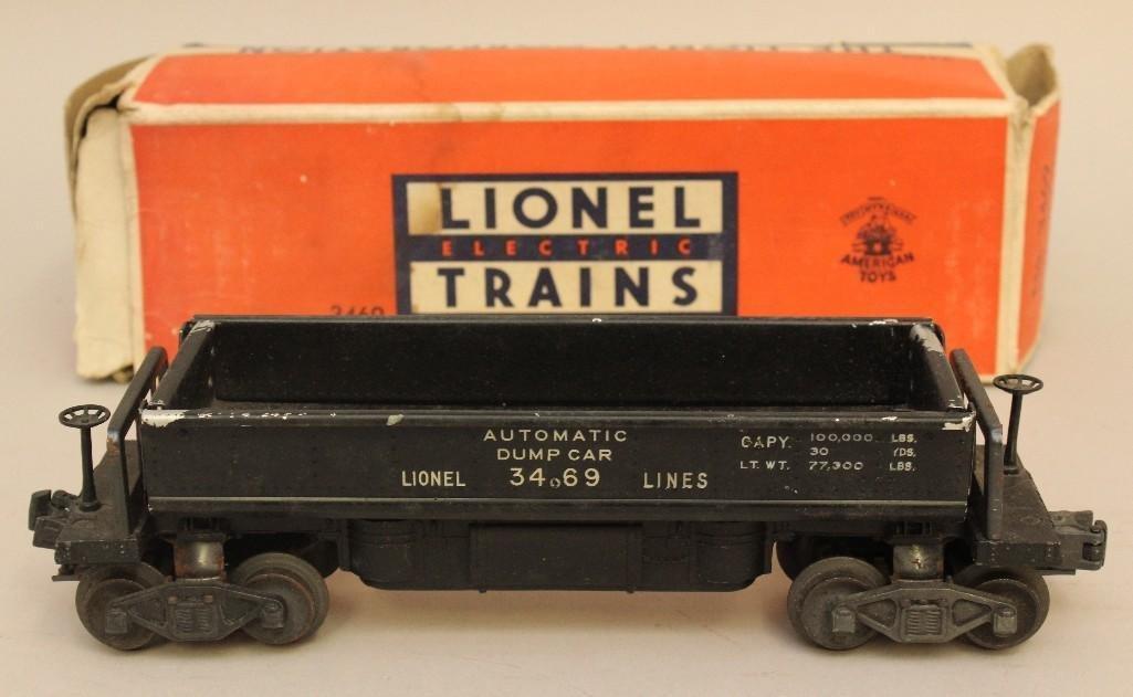 Lionel Automatic Dumping Ore Car - 5