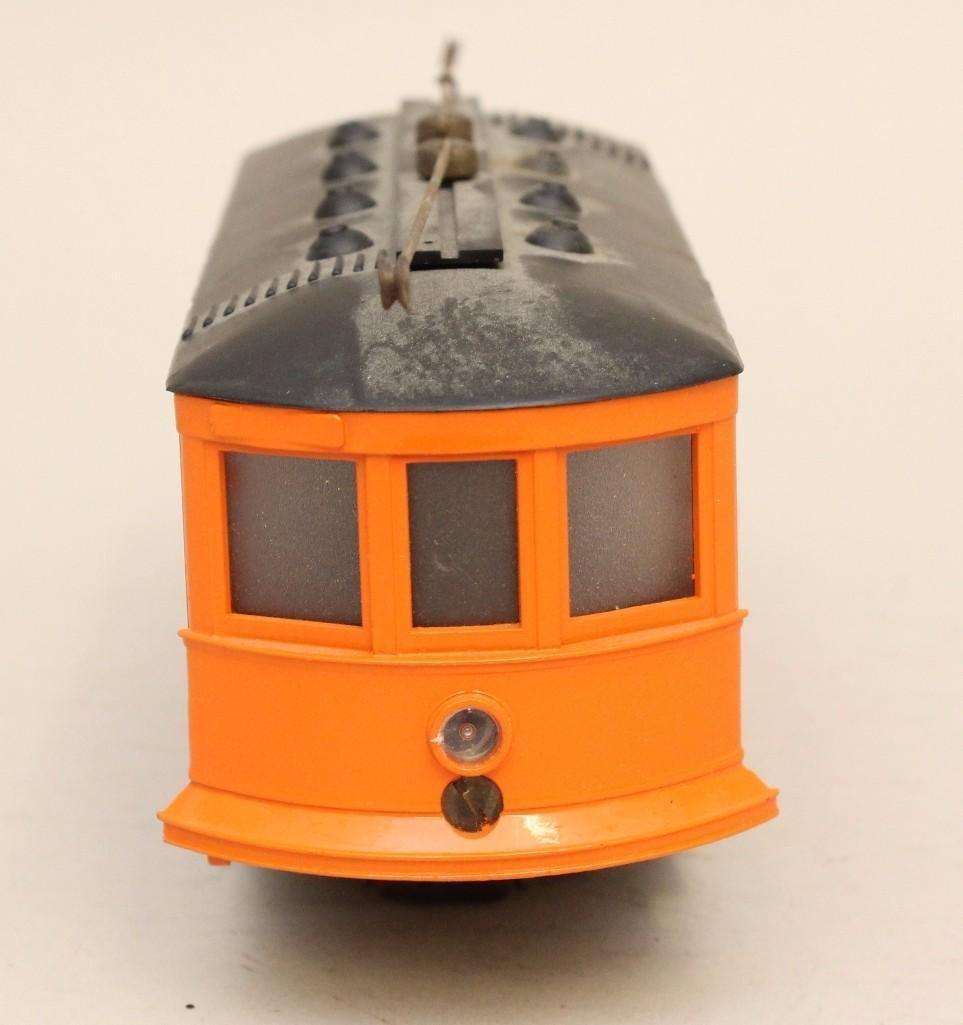 Bowser Trolley Car - 2