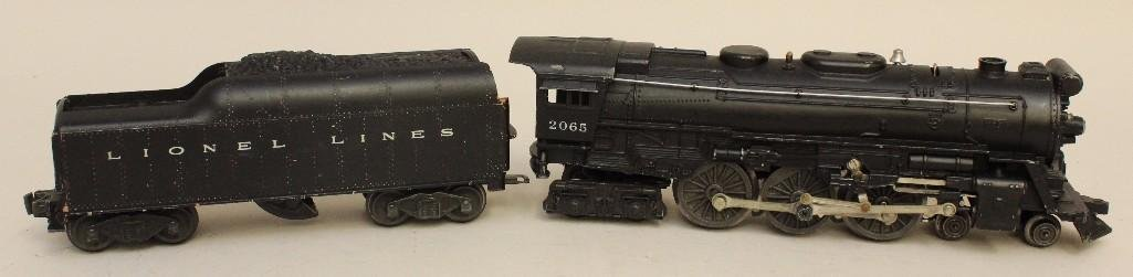 Lionel Engine and Tender