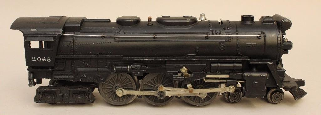 Lionel Engine and Tender - 2