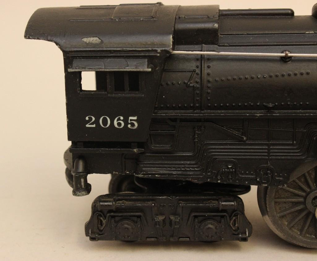 Lionel Engine and Tender - 3