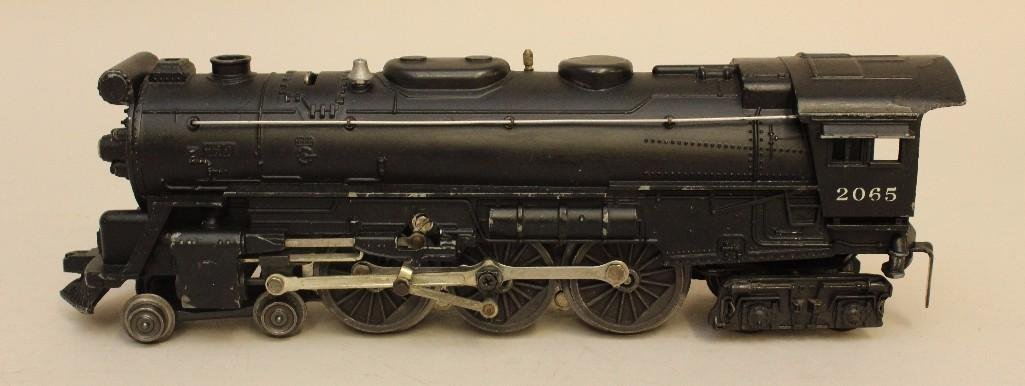 Lionel Engine and Tender - 4