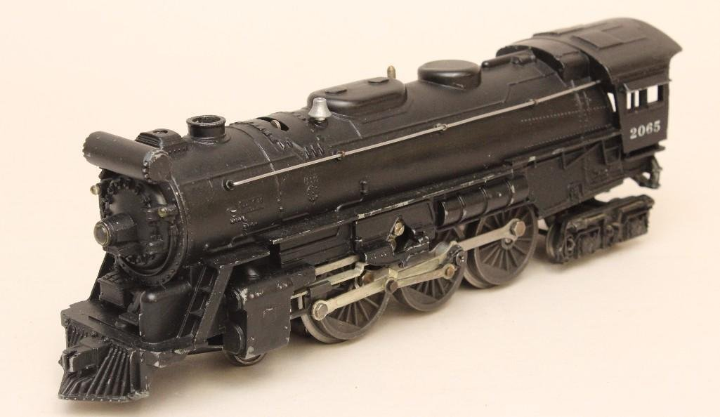 Lionel Engine and Tender - 5