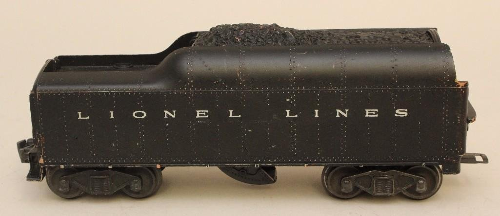 Lionel Engine and Tender - 6