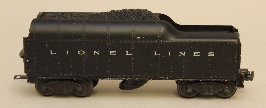 Lionel Engine and Tender - 7