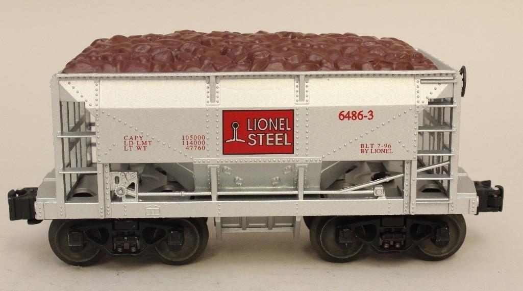 Lionel Steel Ore Car