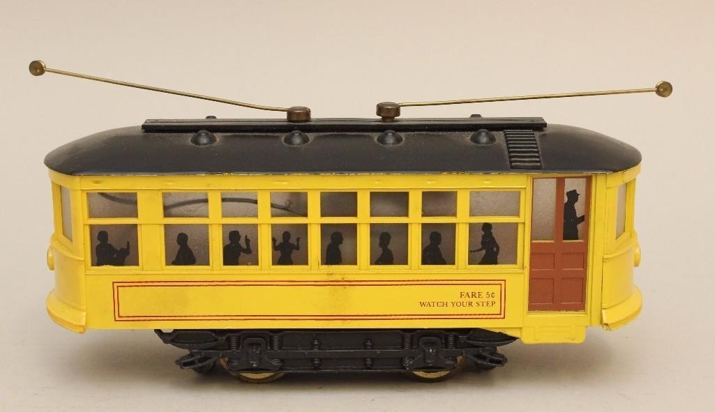 Bowser Birney Trolley Car