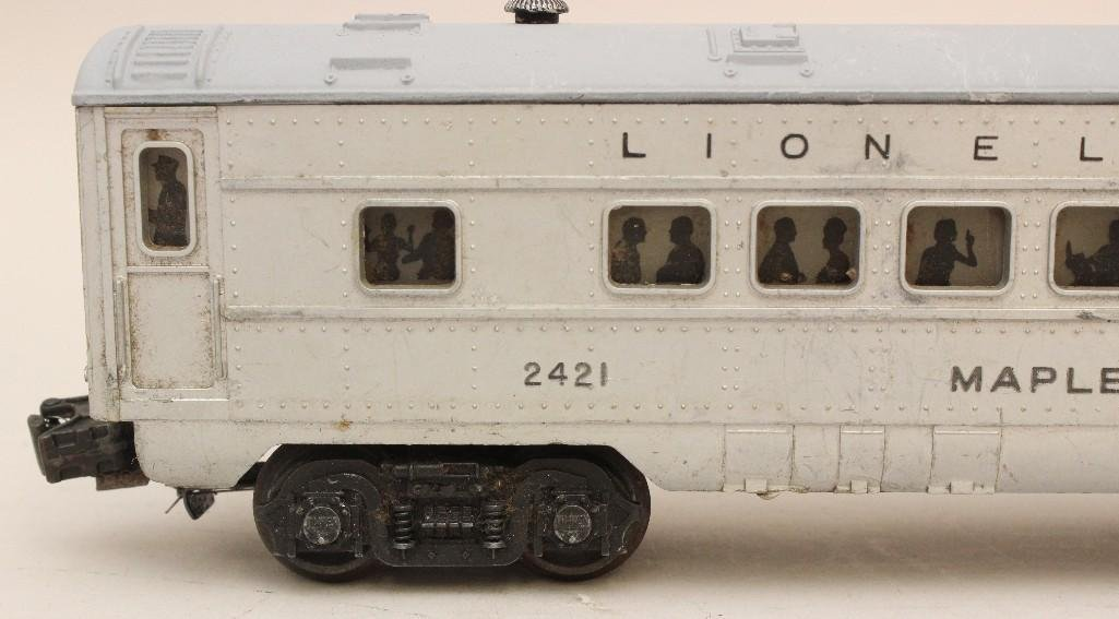 Lot of 4 Lionel Cars - 6