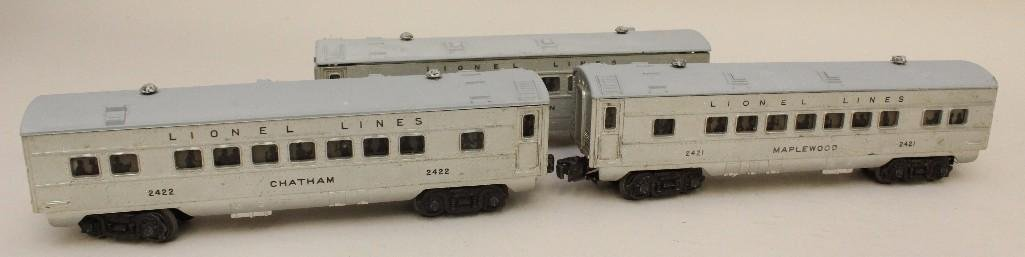 Lot of 4 Lionel Cars - 7