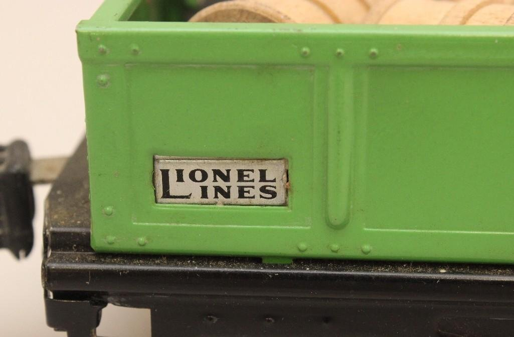 Lot of 3 Lionel Cars - 3