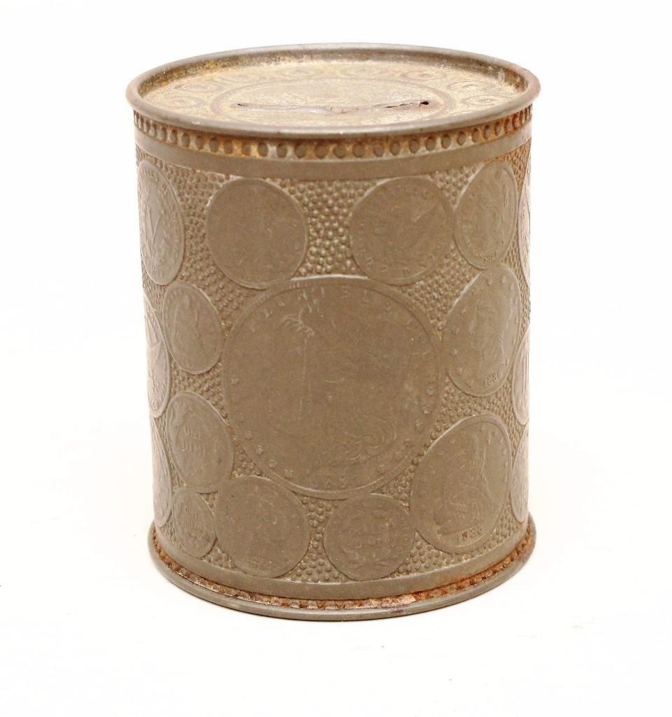 Still Bank Tin Can - 2